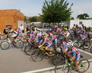 Ciclistes de totes les edats han participat a la 33a Passejada amb bicicleta // Ajuntament de Sant Boi de Llobregat