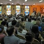 Instant de la celebració del 50 aniversari // Obra Salesiana Sant Boi de Llobregat