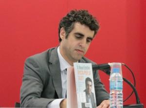 El Doctor Manel Esteller, fill predilecte de Sant Boi i autor del llibre 'Aposta per la salut!' // Maria Roda