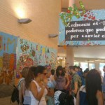 L'escola Gaudí afronta el seu segon curs a les noves instal·lacions // Maria Roda