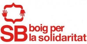 Logo de la campanya 'SB Boig per la solidaritat' // Ajuntament de Sant Boi