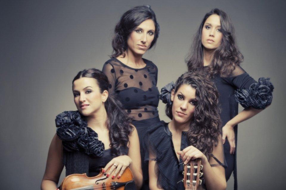 El grup flamenc Las Migas posaran el punt i final a les activitats de dissabte, el dia més intens de la trobada
