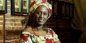 Caddy Adzuba, periodista congolesa, va rebre fa un mes el Premi Príncep d'Astúries de la Concòrdia.