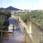 La carretera BV-2002 s'ha inundat i ha quedat provisionalment tallada // La Meteo del Baix Llobregat