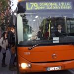 L'autobús L79 connecta Sant Boi amb la Diagonal de barcelona passant per Sant Joan Despí // Ajuntament de Sant Boi