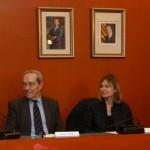 D'esquerra a dreta: Xavier Pedrós, Jaume Lanaspa, Lluïsa Moret i Jordi Nicolau // Ajuntament de Sant Boi de Llobregat