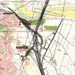 Plànol que mostra el projecte d'obres a la zona de la Parellada // ERC Sant Boi