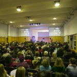 L'acte va aplegar prop de 300 persones // Ajuntament de Sant Boi
