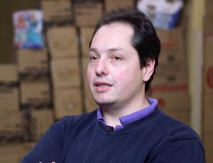 """Jordi Pont, propietari de """"Productor Licenciados"""" // Amazon.es"""