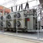 Les obres a la subestació elèctrica de la ronda de Sant Ramon ja han finalitzat // Ajuntament de Sant Boi