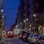 Els nous fanals instal·lats en alguns punts de la ciutat són més eficients // Ajuntament de Sant Boi