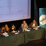 Representants de Barcelona, Igualada, Manresa i Manlleu van explicar els seus casos d'èxit dinamitzant espais buits // Ajuntament de Sant Boi