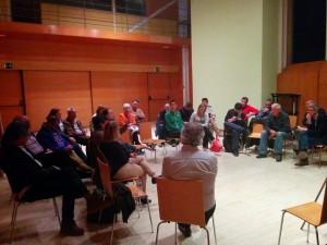 Imatge de  la trobada // ERC Sant Boi