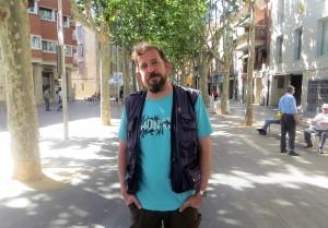Txema Bernal és un dels integrant de la llista de Gent de Sant Boi // Andreu Ferrer