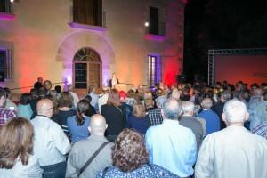 El PSC va presentar l'equip que forma la llista electoral a la masia de Can Julià // PSC Sant Boi