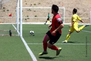 Imatge de l'últim partit de lliga // FC Santboià