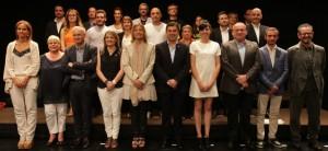 Fotografia de tots els regidors que conformen el ple municipal // Ajuntament de Sant Boi