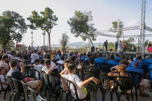 L'acte ha reunit més de 600 persones // Ajuntament de Sant Boi