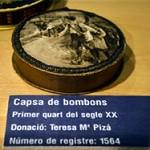 Un dels objectes que es pot veure a l'exposició temporal del museu // Ajuntament de Sant Boi