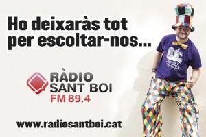 Ràdio Sant Boi 89.4 FM