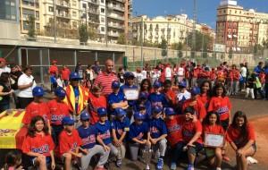 Imatge dels campions d'Espanya // CBS SAnt Boi