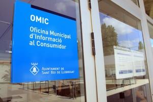 Imatge de l'oficina de l'OMIC // Ajuntament de Sant Boi
