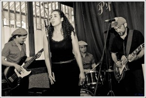 Sweet Marta and The Blues Workers actuen el divendres 16 d'octubre // Ajuntament de Sant Boi