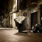 Les persones amb emergència social seran ateses a Barcelona els caps de setmana i festius // Edu Bayer