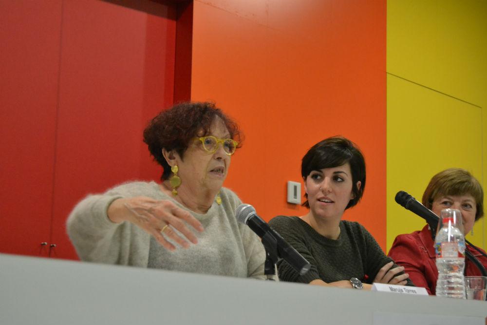 Maruja Torres, ha format part del jurat // Elisenda Colell