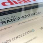 Portal de Transparència de l'ajuntament de Sant Boi // Marc Pidelaserra