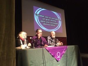 Acte de presentació de Podemos Sant Boi // Marc Pidelaserra