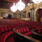 Els regidors de Sant boi no pdoran també ser diputats // Parlament de Catalunya