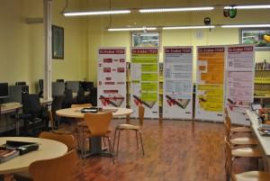 Exposició En Acabar l'ESO a El Punt // Ajuntament de Sant Boi de Llobregat