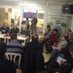 La primera assemblea constituent de la plataforma per la salut ambiental // Marc Pidelaserra