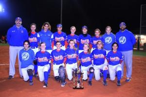 Imatge de l'equip guanyador // CSB Sant Boi