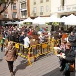 Imatge de la 17a Carxofada // Ajuntament de Sant Boi