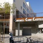 Els cinemes Can Castellet // Fotografia de Joan Vendrell