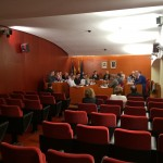 Instant del Ple Municipal del mes d'abril 2016 // Marc Pidelaserra