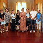 Acte de signatura de convenis del programa Euronet 50 // Ajuntament de Sant Boi