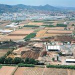 Imatge aèria de les instal·lacions de l'empresa // Burés SA