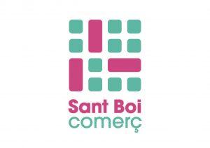 La nova imatge de l'associació Sant Boi Comerç // Ajuntament de Sant Boi