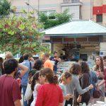 L'associació Circula Cultura gestiona la nova estapa del Kiosk de Marianao // Marc Pidelaserra