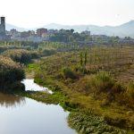 El riu Llobregat al seu pas per Sant Boi // Parc del Riu Llobregat