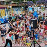 Marianao Té Cor va organitzar activitats familiars durant les Festes de Barri 2016 // Ajuntament de Sant Boi