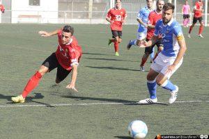 Imatge d'un moment del partit // FC Santboià