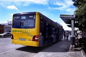 Les línies que passen per Sant Boi tindran uns serveis mínims del 33% // Baixbus