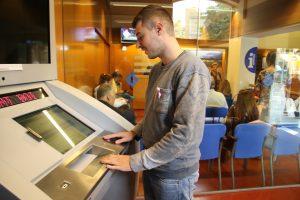 El nou Administratel instal·lat a l'OMAC // Ajuntament de Sant Boi