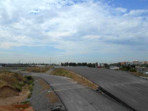 Estat actual de les obres de connexió de l'A-2 i la C-32 // Pla Estratègoc Metropolità de Barcelona