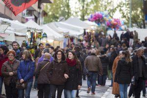 S'espera que la Fira rebi 300.000 visitants // Ajuntament de Sant Boi