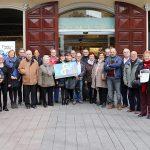 Presentació del carnet de la gent gran // Ajuntament de Sant Boi
